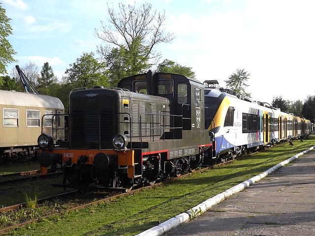 Egy vasúti randevú