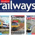 Modern Railways digitálisan
