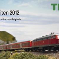 Vasútmodell újdonságok 2012 - Minitrix