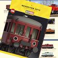 Vasútmodell újdonságok 2012 - Brawa