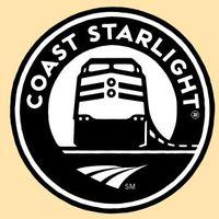 Coast Starlight, avagy 1461 km vonaton