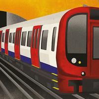 Új londoni metrómodell