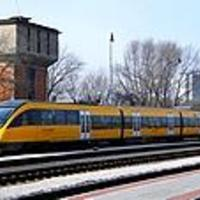 Csallóköz vasútjának nagy napja