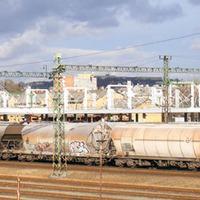 Vendégposzt - U típusú silóvagonok