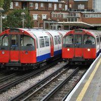 Vasútbuzulls Londonban