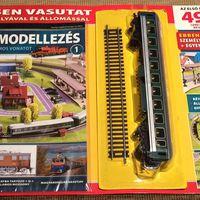 Vasútmodellezés magazin