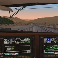 Run 8 Train Simulator
