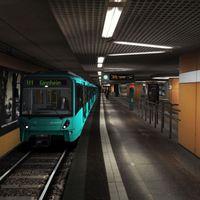 TS2015: Frankfurt U-Bahn
