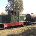 A régi vasút nyomai