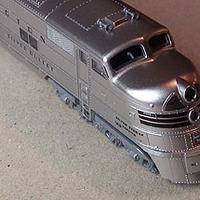 N-es amerikai mozdonyok: Kato E5
