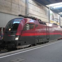 Vendégposzt - München vasúti látnivalói