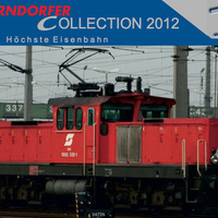 Vasútmodell újdonságok 2012 - Jaegerndorfer Collection