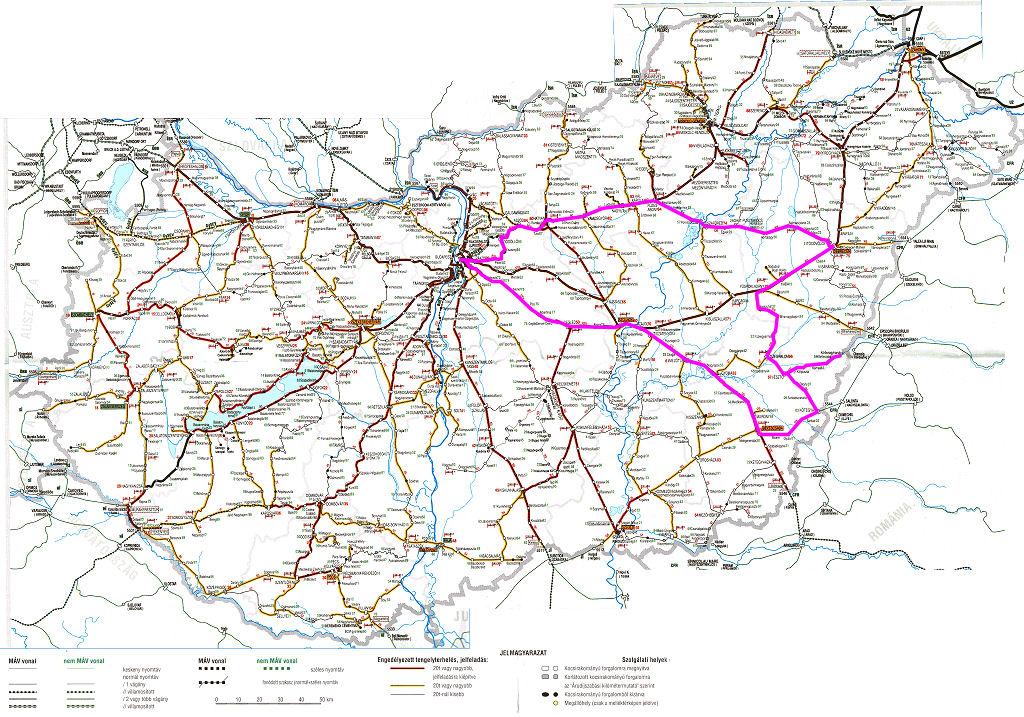füzesabony térkép Körösnagyharsány, végmegállóhely   Vonatozni márpedig kell! füzesabony térkép
