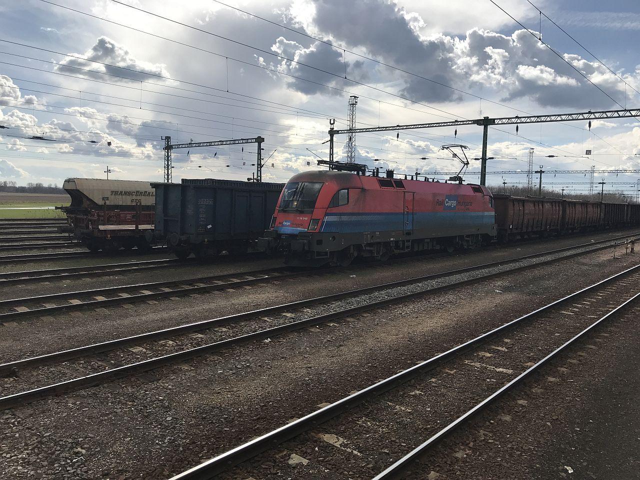 vonatos munkavégzés