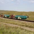 Különleges vasúti szállítmányok