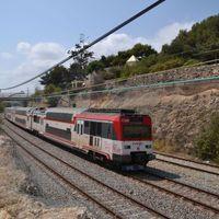 Vonatlesen Spanyolországban