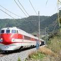 A billenőszekrényes olasz ETR 450 sorozat
