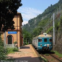 Vonatozás Lombardiában
