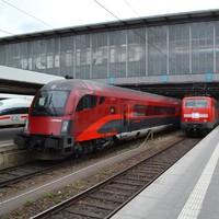 2014 december 14: Változások a München-Budapest közötti közlekedésben
