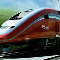 TGV-vel Marokkóban
