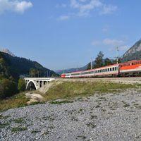Hidak a Pyhrnbahn vonalán