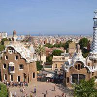 Antoni Gaudí nyomában - a Güell park
