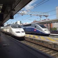 A nagysebességű vasút országonkénti különbségei
