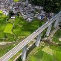 Elkészült a Sanghaj-Kunming nagysebességű vasútvonal