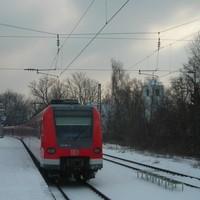 A Müncheni S-Bahn