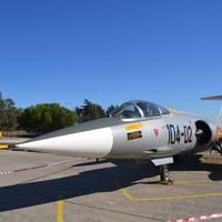 Repülőgép-múzeum Madridban