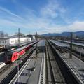 Új vasútvonal az Inn folyó völgyében