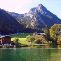 Egy király hely Bajorországban: A Königssee