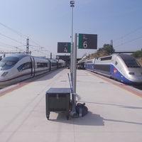 Különleges állomások Európa szerte