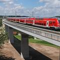Próbafutások a Škoda vonatával München és Nürnberg között