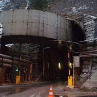 A Gotthárd-bázisalagút építése