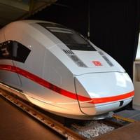 Újdonságok Nürnbergi Deutsche Bahn múzeumban