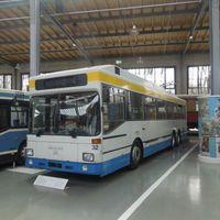 Trolibusz Németországban?
