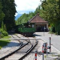 A keskeny nyomtávú Chiemsee-Bahn