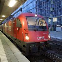 Interraillel Olaszországba