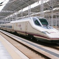 Huszonöt százalékkal több pénz jut a spanyol vasútnak 2018-ban