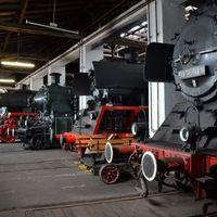 A Bayerisches Eisenbahnmuseum