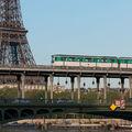 A párizsi metró varázslatos világa