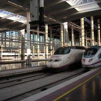 Spanyolország új nagysebességű vonata: a Talgo AVRIL