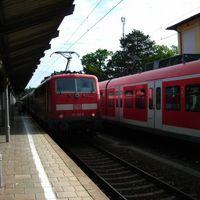 München-Innsbruck: A Mittenwaldbahn