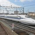 Bemutatkozott az N700S sorozatú Sinkanszen Japánban