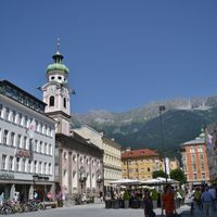 Innsbrucki kirándulás