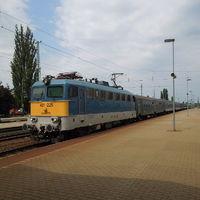 Utazás Budapest és Szeged között