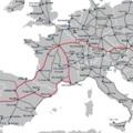 InterRail jeggyel Európában