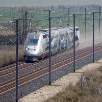Vasúti sebességrekordok