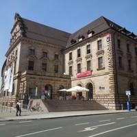 A Nürnbergi Deutsche Bahn múzeum
